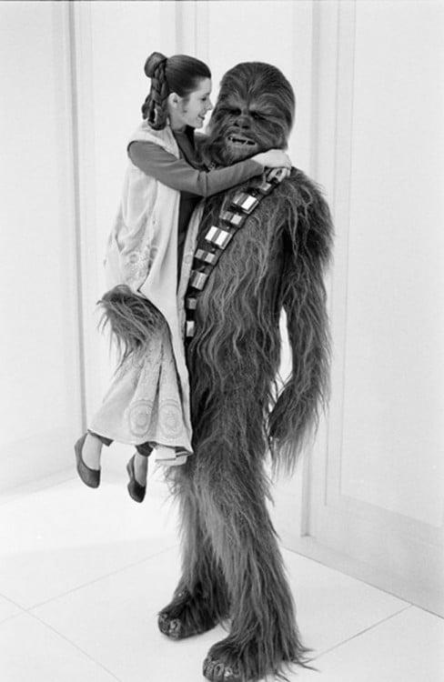 star wars el imperio contraateca chewbacca