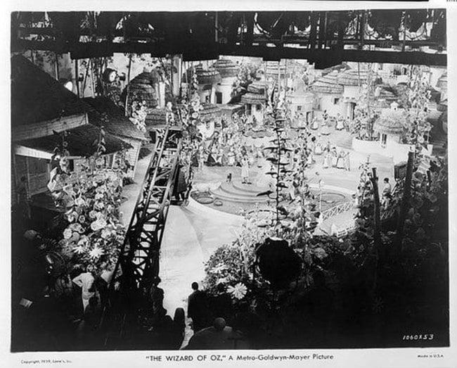 el mago de oz en 1939