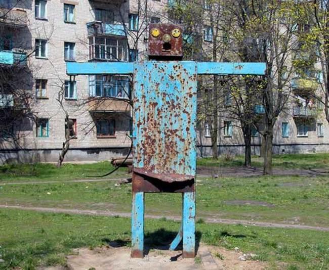 hombre de hojalata versión rusa