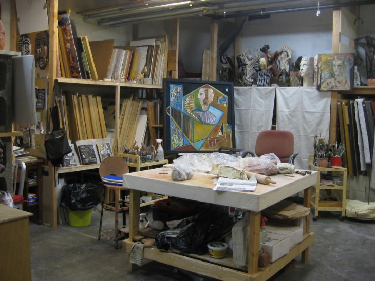 Estudio de Olinka Broadfoot