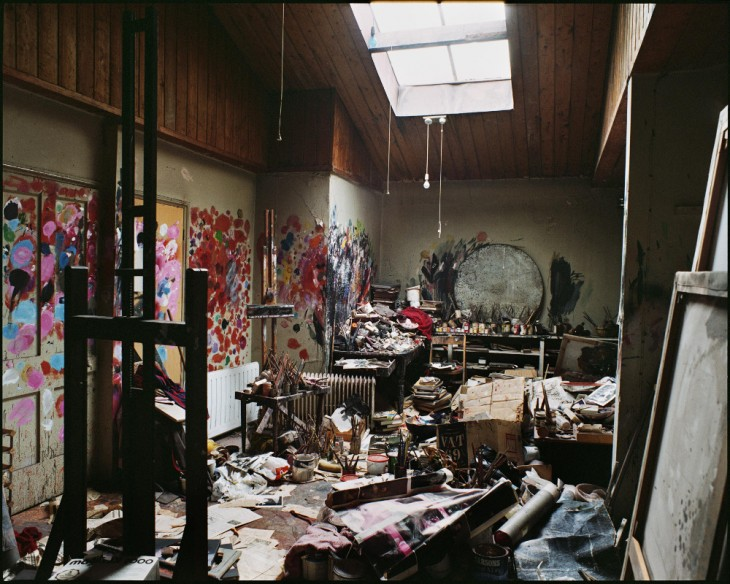 Estudio de Francis Bacon