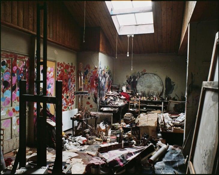 Estudio de Francis Bacon