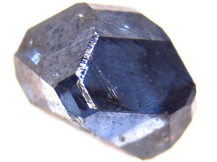 Diamante de cenizas de una persona difunta