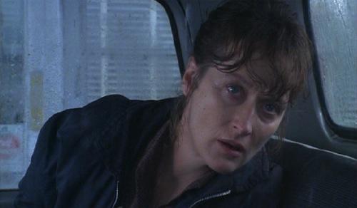 """Escena de la película """"Los puentes de madison"""""""