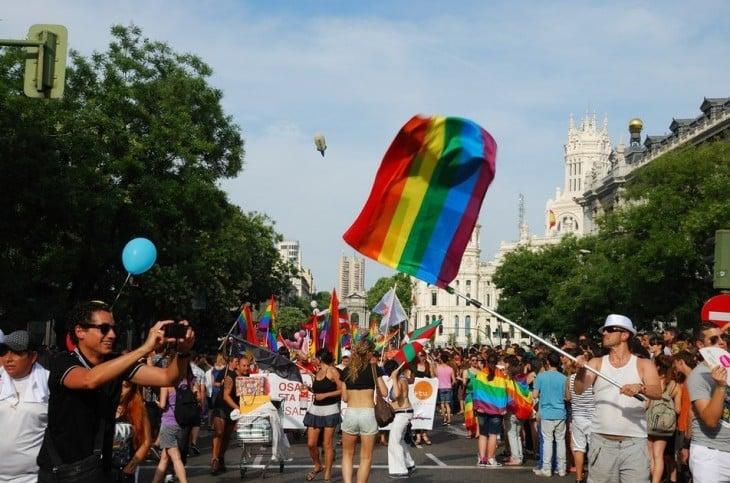 Marcha gay en España