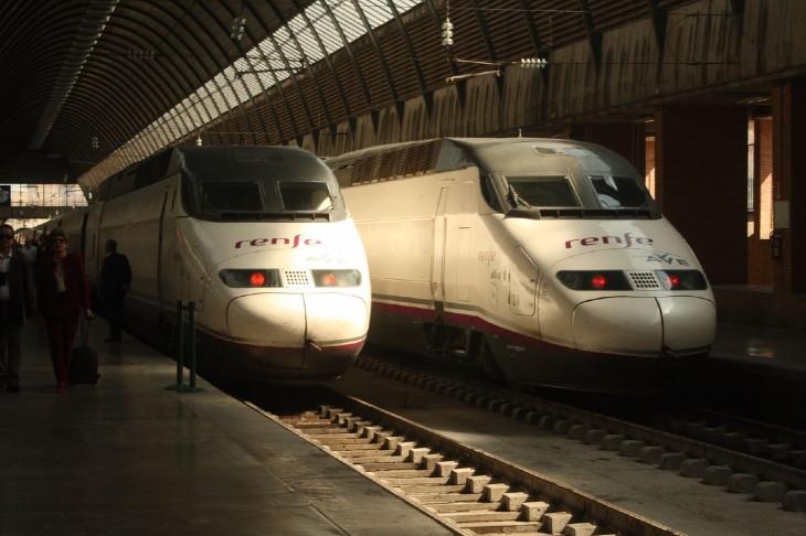 Transporte en España