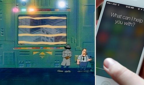 Siri y cortana del Inspector Gadget