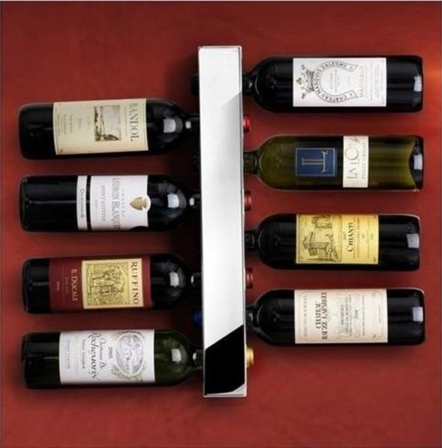 Estante de vinos