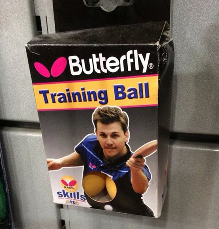 Empaque de pelotas de tenis