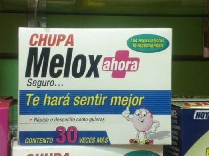 Caja de un medicamento