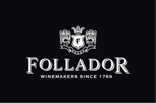 Logotipo de un vino