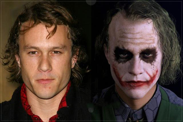 Heath Ledger es el guason