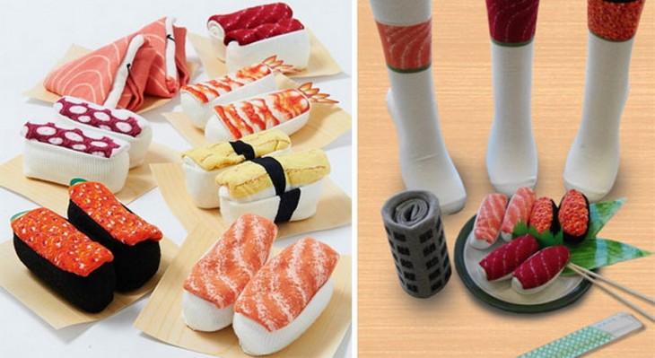 imagen de medias de sushi