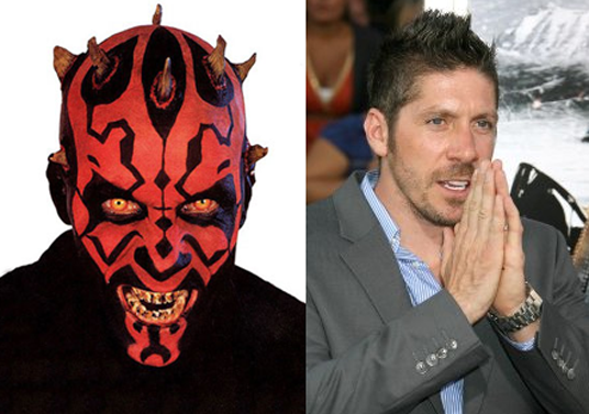 Ray Park fue Darth Maul en star wars
