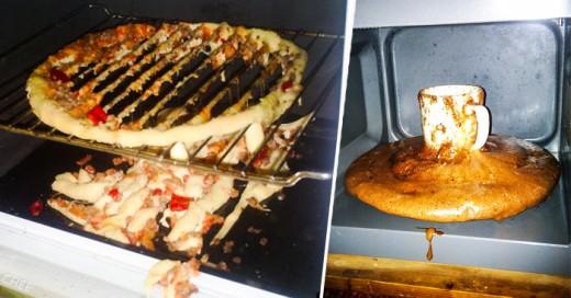 destrozo culinario