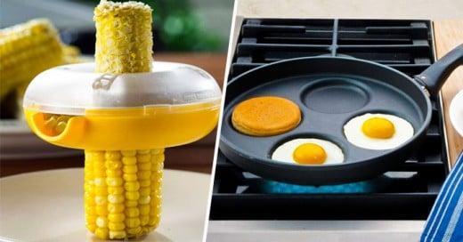 ingeniosos inventos para toda ama de casa