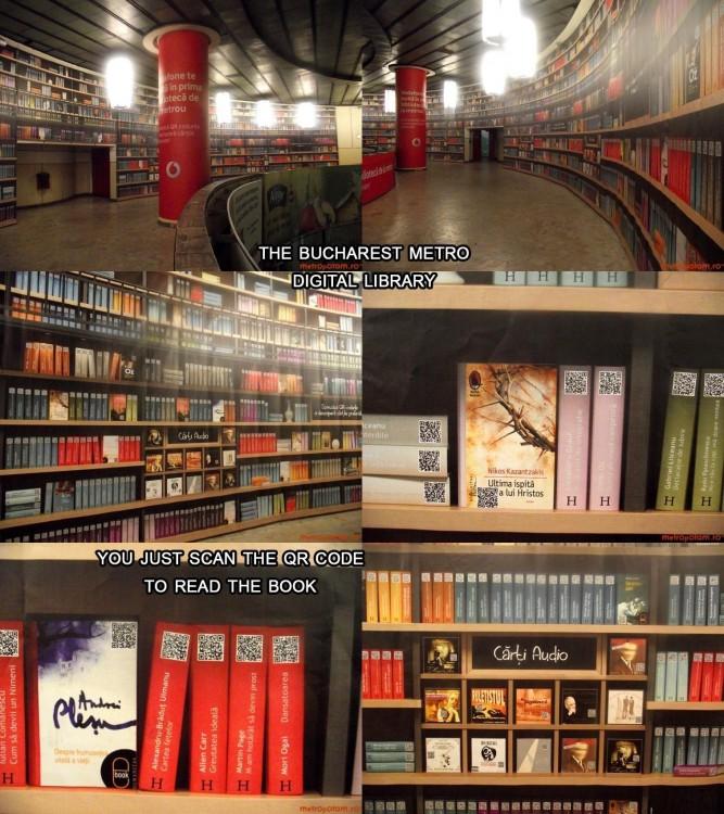 biblioteca digital bucarest