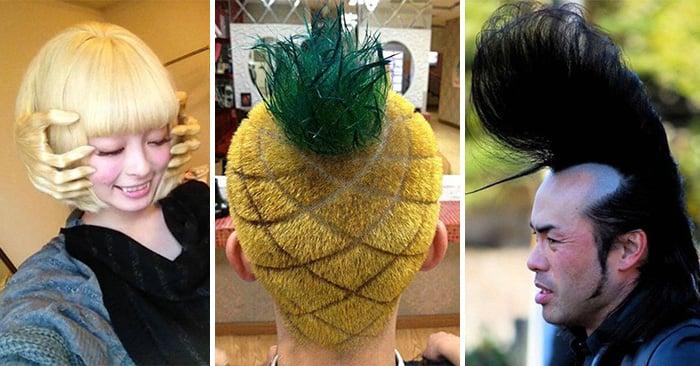 Fotos de cortes de pelo mal hechos