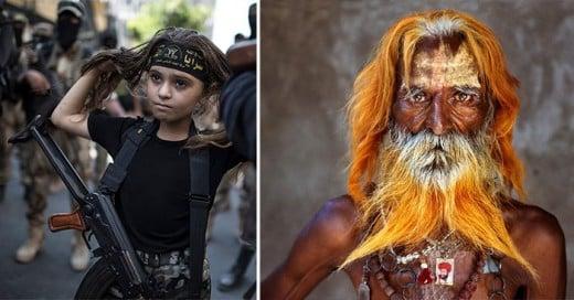 retratos mas impactantes de la raza humana
