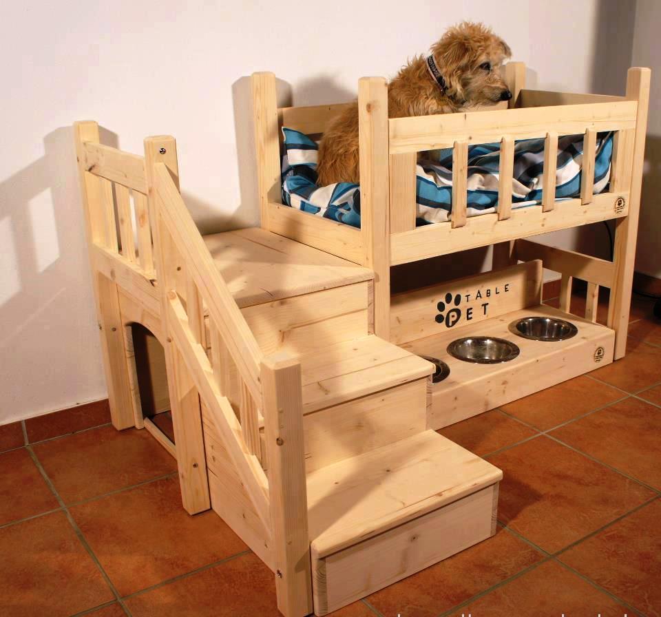Las casas para perros mas originales y creativas for Casa y cama