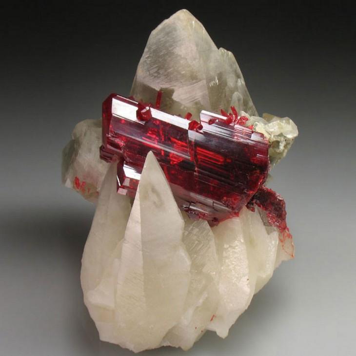 piedra preciosa calcita