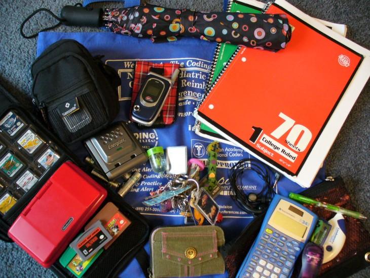 recuerdo de la escuela en los noventa y los aparatos que antes se usaban