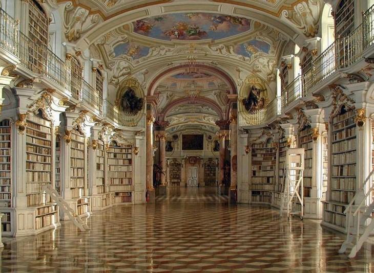 las librerias mas bellas del mundo