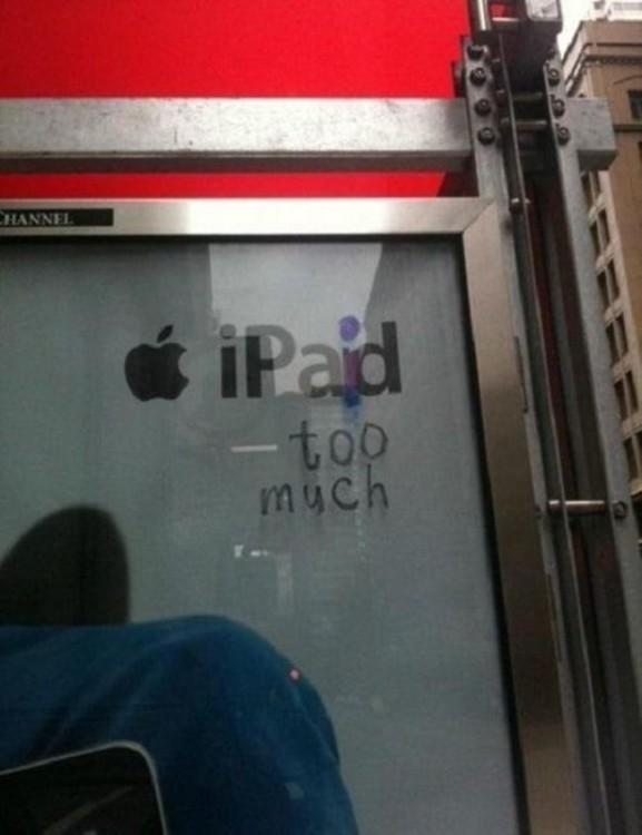 lugar de apple hackeado