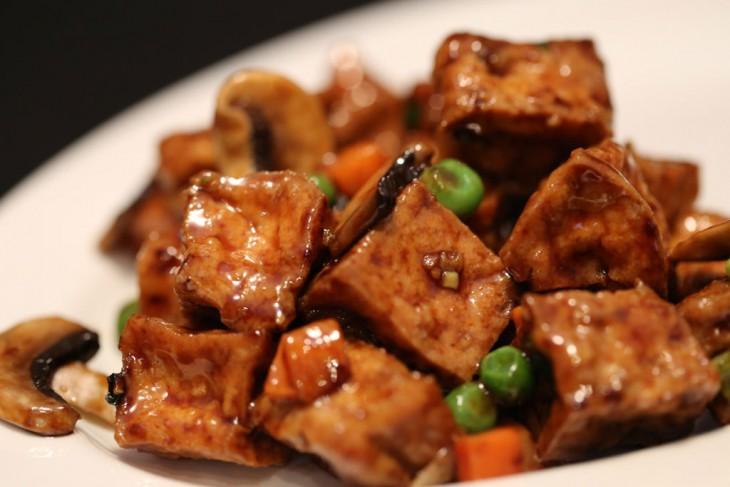 tofu de ajo