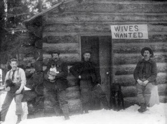 hombres de la montaña buscan esposa