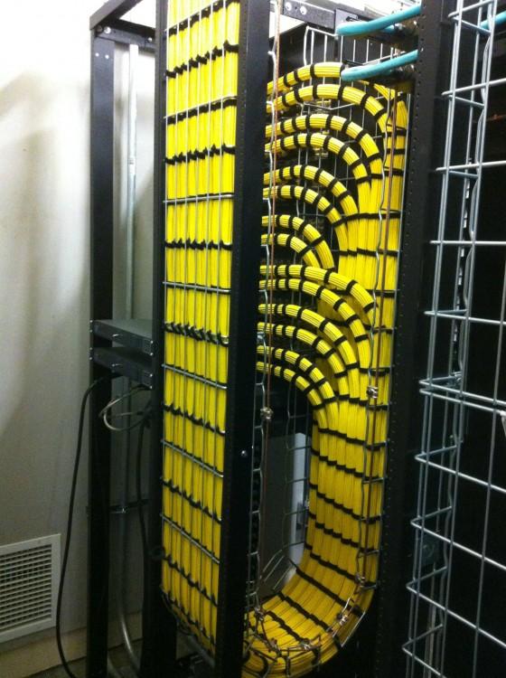cableado telefonico estructurado