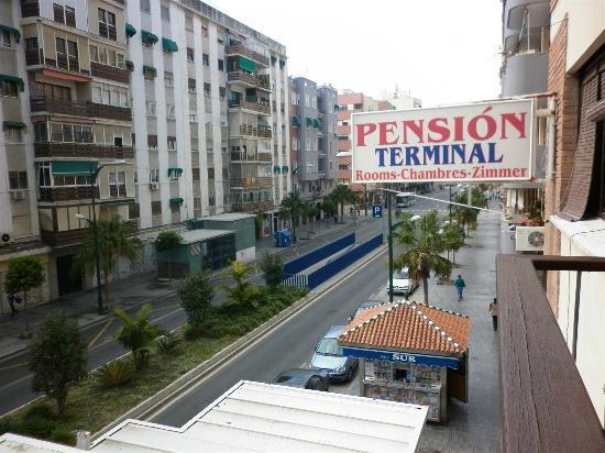 pension con terminal