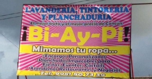 lavanderia by ay pi
