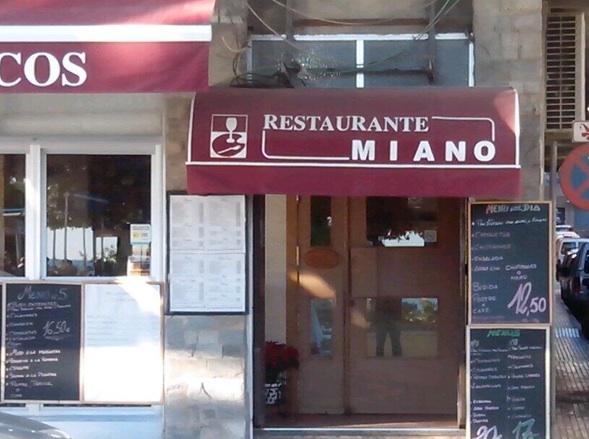 nombres graciosos de restaurantes miano