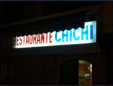 restaurante chichi