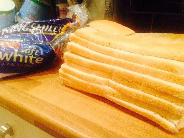 pan de caja vertical