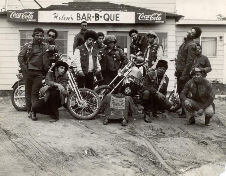 primer club de motociclistas negros en Oklahoma