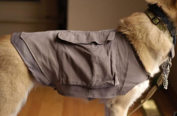 bolsa de cargo para perros