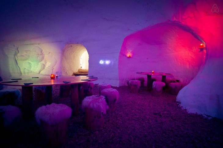 bar igloo