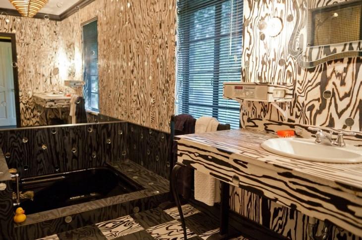 baño en marmol