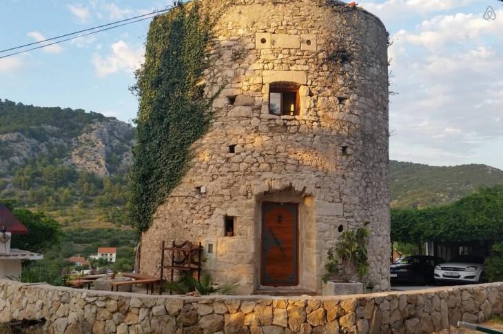 antigua torre