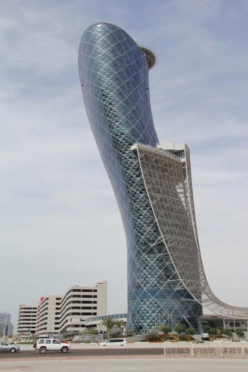 Abu Dhabi, Emiratos Árabes, hotel 6 estrellasr