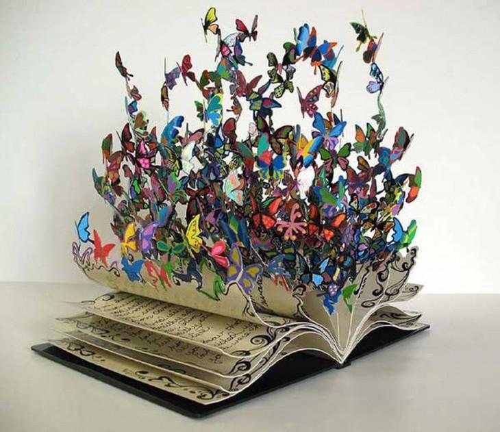 libro hecho arte naturaleza