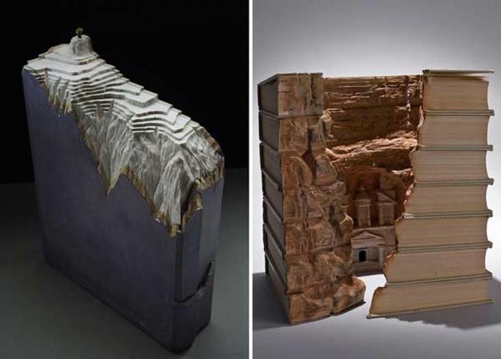 libro hecho arte el gran canyon