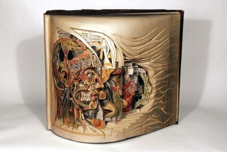 libro hecho arte anatomia humana