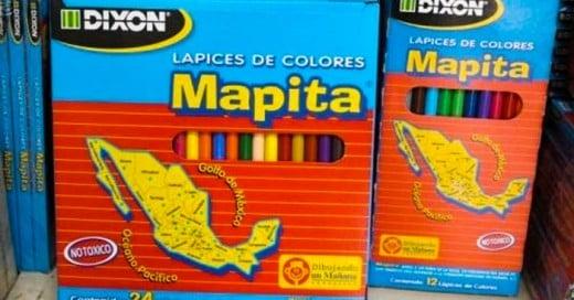 Colores mapita aun siguen colorando decada tras decada