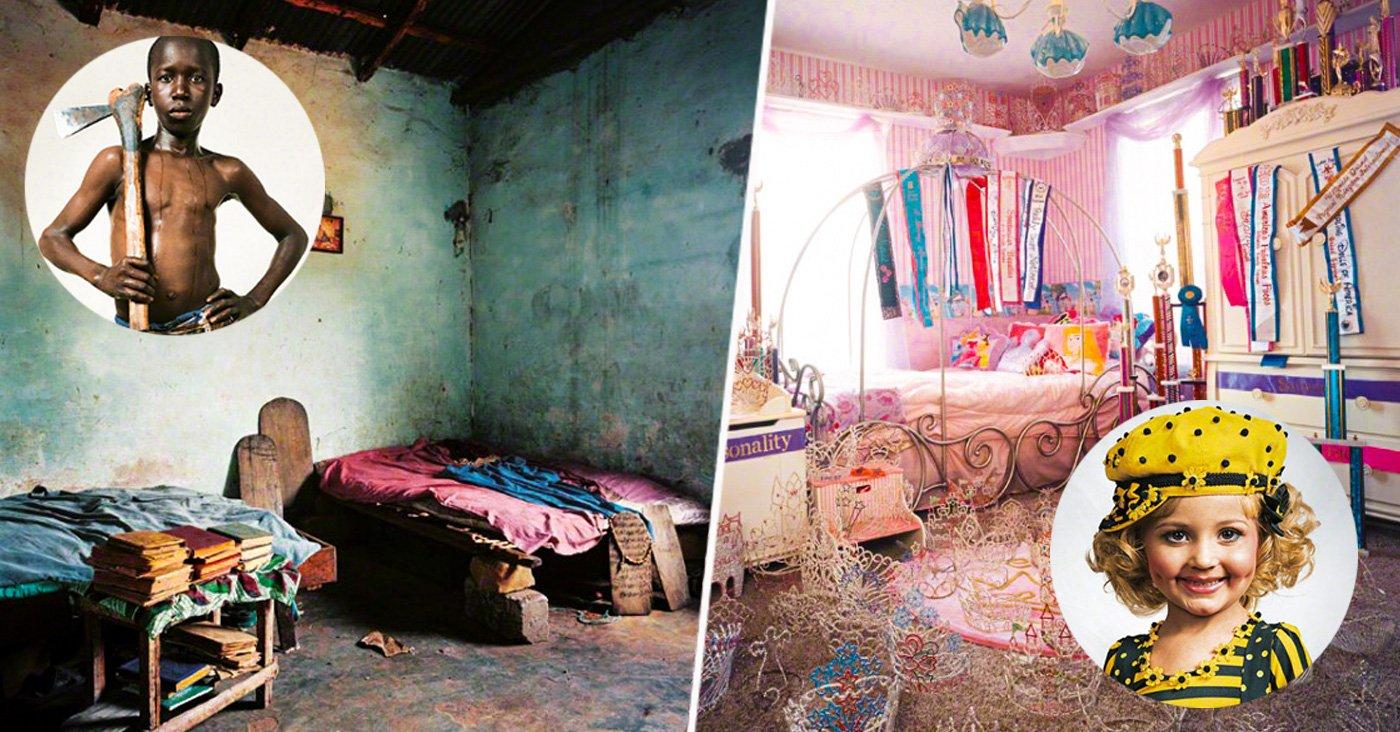 Fotos de habitaciones de ni os alrededor del mundo - Fotos de los cuartos mas bonitos del mundo ...