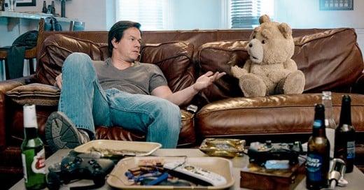 ASi es que me acabo de despertar TED!
