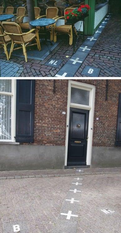 Frontera Bélgica - Holanda