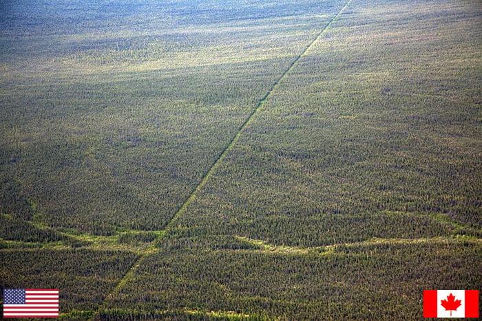 Frontera Canada-EE.UU.